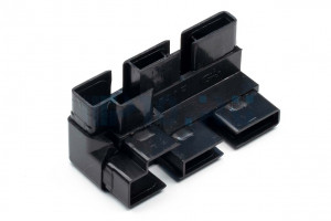 Уголок для профиля алюминиевого 2590F, 2590УF, Нет
