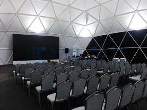 Cветодиодный экран p2,5 для конференц зала Bridge resort, p2,5 sochi,