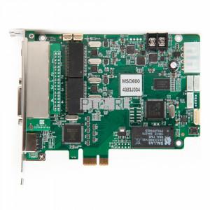 Передающая карта Novastar MSD 600, MSD600, Novastar