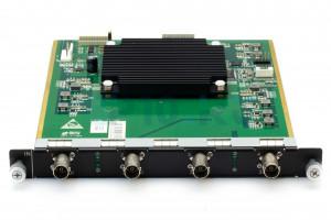 Входная слот карта 4 x 3G SDI, H_4x3G SDI input card, Novastar
