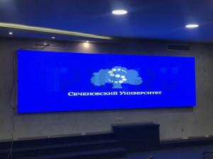 Cветодиодный экран p2,5 для конференц зала им. Сечина, p2,5 sechina,